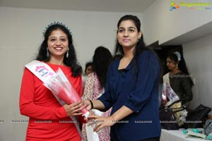Miss & Mrs. Telangana India World 2019 Success Meet
