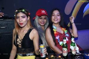 Monday Ladies Night at Riot Club