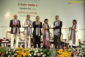 NIFT Convocation Ceremony Class of 2019