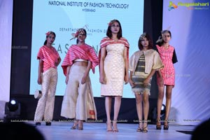 National Institute Of Fashion Technology Hyderabad Gradiation Show