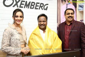 Oxemberg's Exclusive Showroom Launch