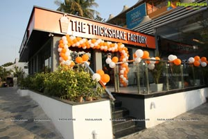 The Thick Shake Factory at Film Nagar