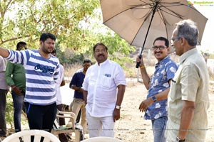 Kousalya Krishnamurthy Movie Stills On The Sets