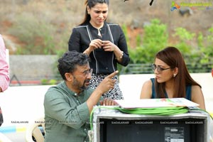 Sita Working Stills