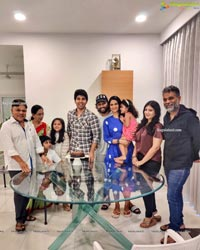 Allu Sirish's Birthday Celebrations