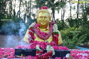 Manoj Manchu Pays Tribute To Dasari Narayana Rao