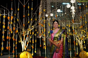 Nikhil Siddharth's Pelli Koduku Ceremony