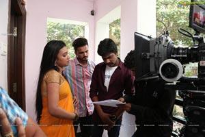 Surya Movie Working Stills