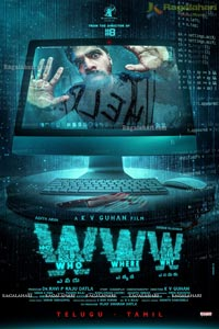 WWW First Poster