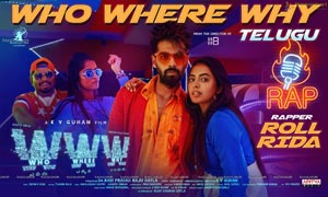 'Who.. Where.. Why' Lockdown Song From 'WWW' Release Poster