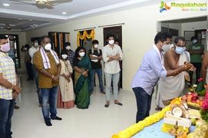 Anand Deverakonda's Highway Movie Opening