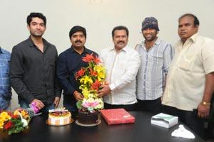 Dasari Kiran Kumar Birthday Celebrations