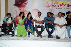 Love You Bangaram First Look Launch