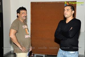 RGV Satya 2 Press Meet