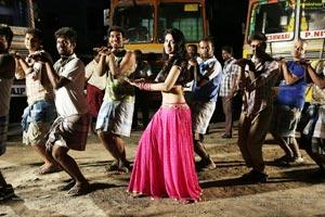 Kadavul Paathi Mirugam Paathi Item Song