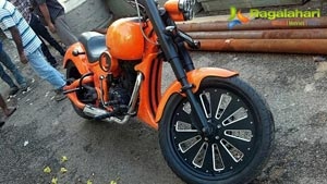 Harley-Davidson Customized Bike Photos