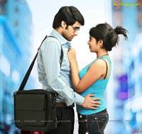 Rahul, Sravya Love You Bangaram Photos