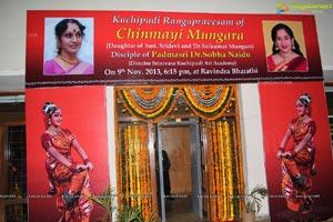 Chinmayi Mungara Kuchipudi Rangapravesam