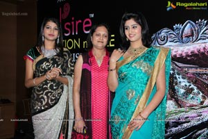 Curtain Raiser of Desire Designer Exhibition