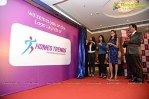 Homeo Trends Logo Launch