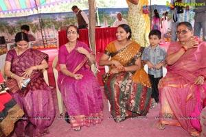 Kovvali Denduluru Picnic at Saradhi Studios