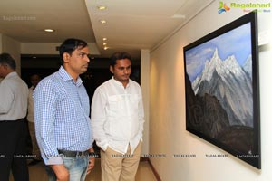 Naishitha Reddy Paintings