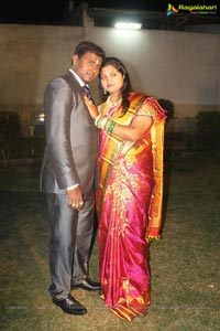 Saikiran Kudikala Wedding