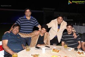Sulekha Sandeep Patwari Anniversary Bash