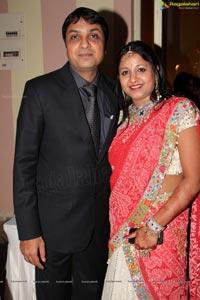 Sunny Agarwal Mona Wedding