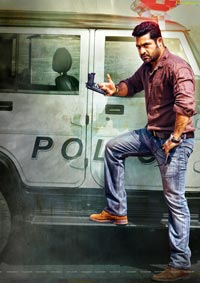 NTR in Temper