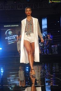 Blenders Pride Fashion Tour 2014