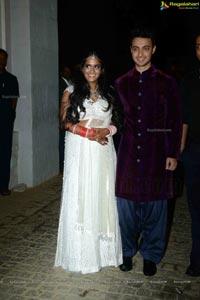 Arpita Khan Wedding