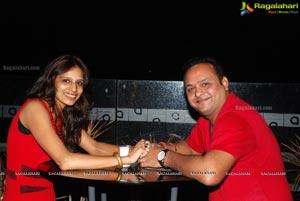 Sanjeev and Swetha Anniversary