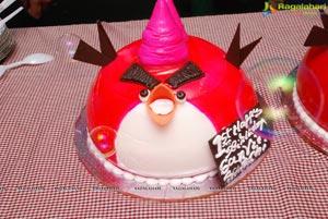 Sanvi Sanchi Birthday
