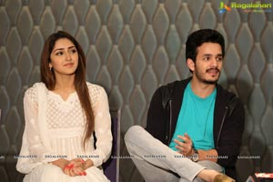 Akhil Success Meet