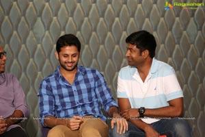 Akhil Success Meet
