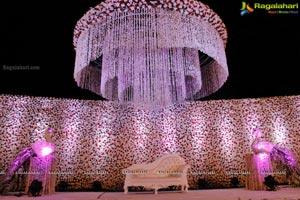 Jaya Prada Son Siddharth Wedding Reception