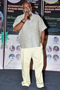 MM Keeravani USA Music Concert
