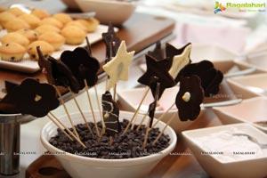 Cake Mixing Ceremony at Sheraton