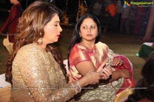 Jaya Prada Son Party Photos