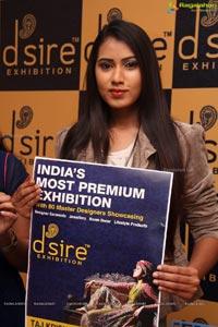 D'sire Exhibition n Sale Curtain Raiser