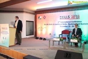 Skills 2015 Conclusion Ceremony