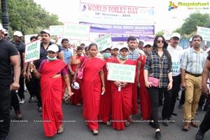 World Toilet Day Walk