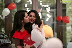 Raashi Khanna Birthday Bash