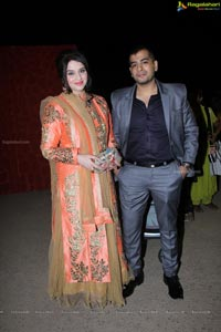 Anam Mirza Reception