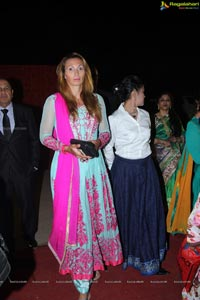 Anam Mirza Reception