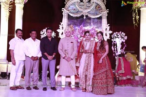 Anam Mirza Wedding Photos