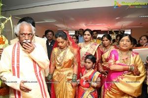 Bandaru Dattareya Daughter Vijaya Laxmi Wedding