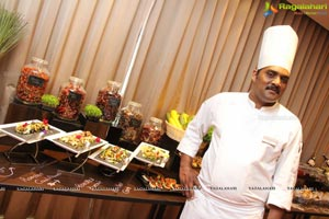 Mercure Hyderabad KCP Cake Mixing Ceremony 2016