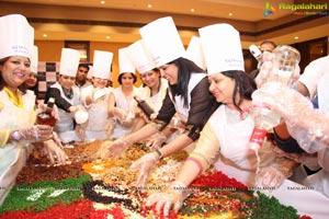 Cake Mixing Ceremony
